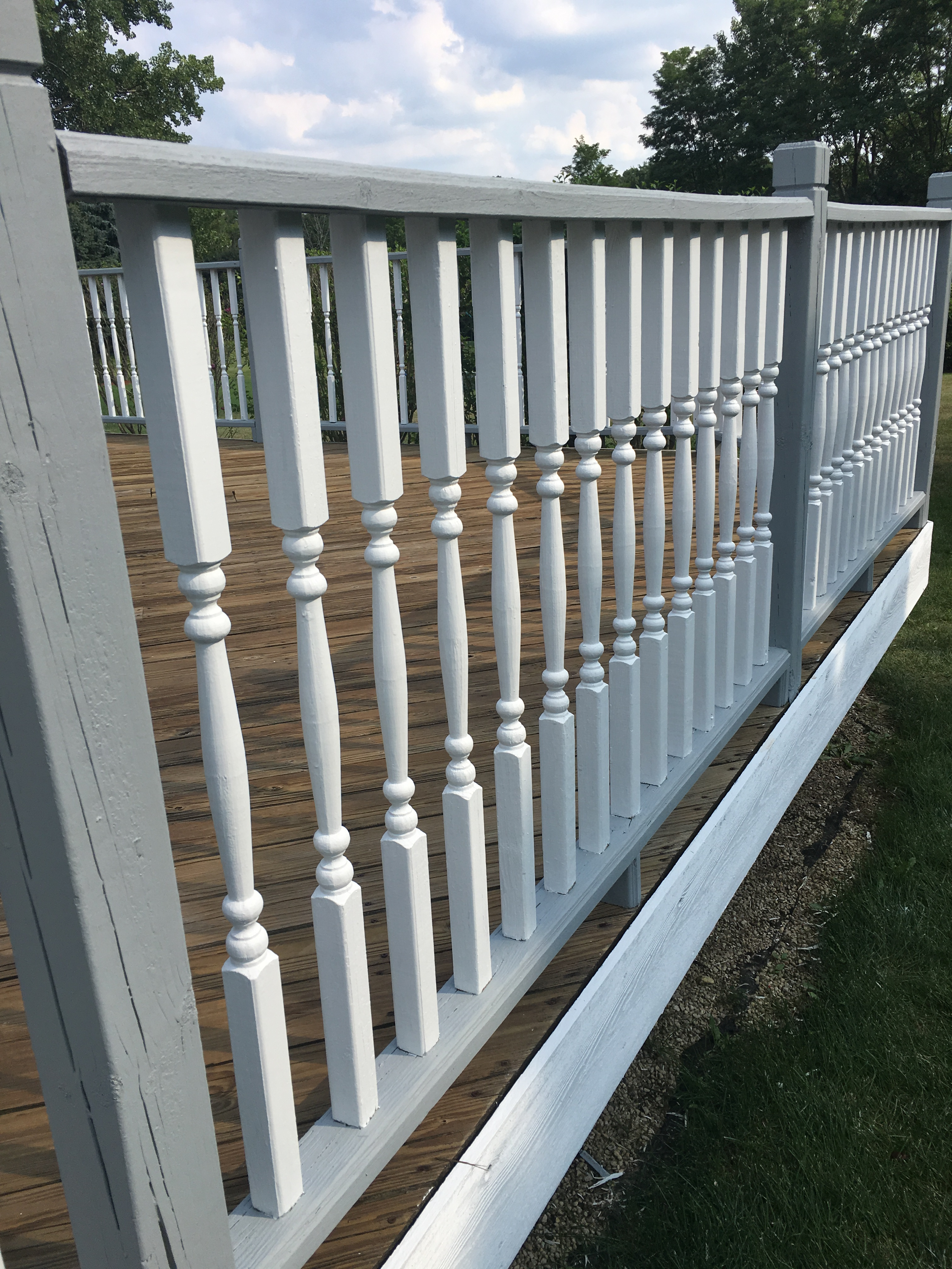 RAILINGS AFTER